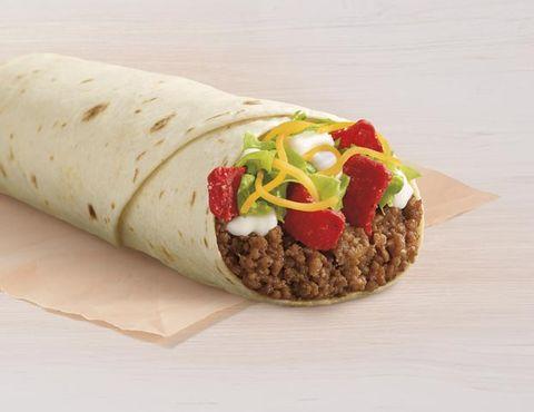 Food, Dish, Cuisine, Ingredient, Vegetarian food, Sandwich wrap, Vegan nutrition, Fast food, Shawarma, Doner kebab,