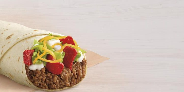Taco Bell Has $1 Grande Burritos That Are Packed With Flavor