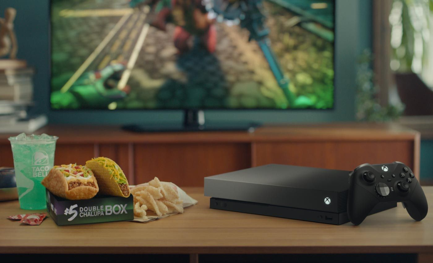 Taco Bell And Xbox Are Giving Out Dozens Of Free Xbox One Bundles Again