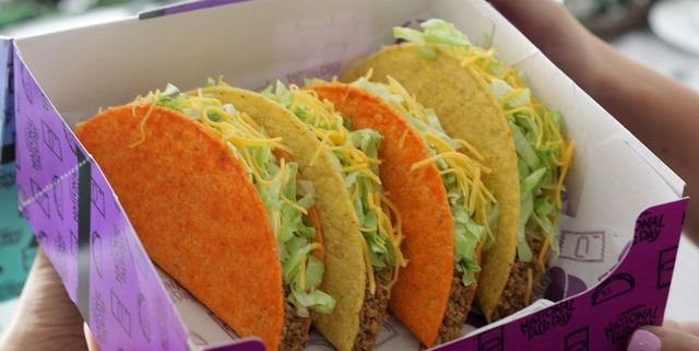Taco Bell Christmas Eve.The Best National Taco Day 2019 Deals Freebies At Taco Bell