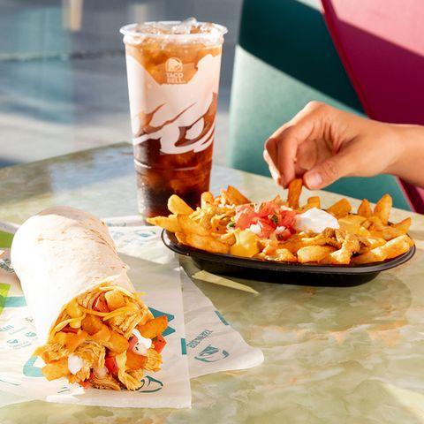Dish, Food, Cuisine, Junk food, Ingredient, Taquito, Fast food, Burrito, Frito pie, Fried food,