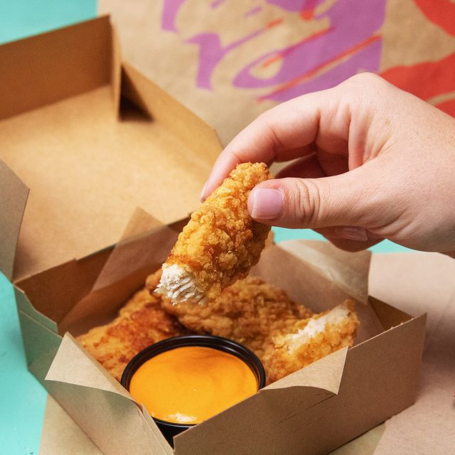 taco bell fried chicken