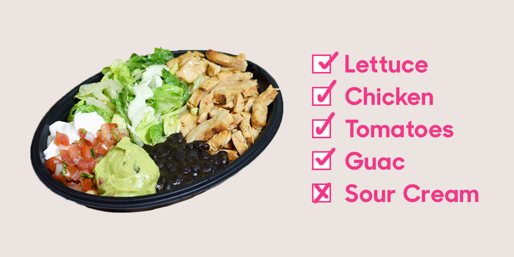 photograph about Taco Bell Printable Application titled Is Taco Bell Nutritious? 7 Healthiest Orders at Taco Bell