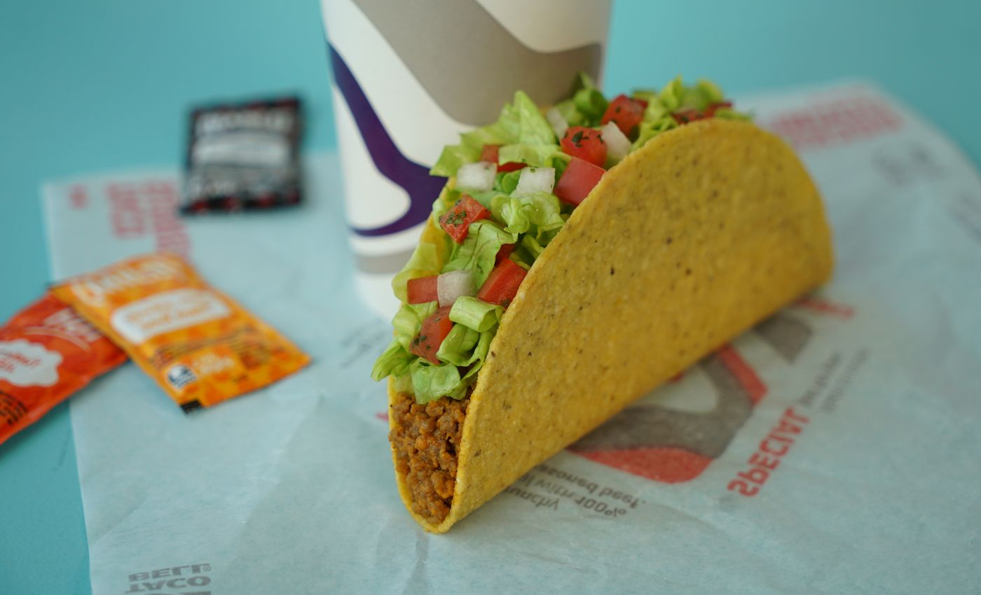 Is Taco Bell Healthy Healthiest Options At Taco Bell