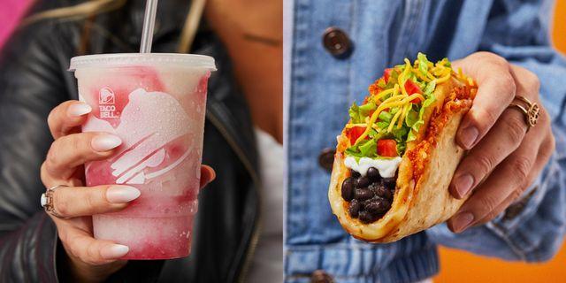 taco bell new menu items