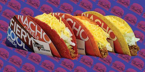 Taco Bell vs. Burger King