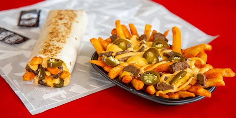 Taco Bell Is Putting Spicy Steak Rattlesnake Fries on the Menu