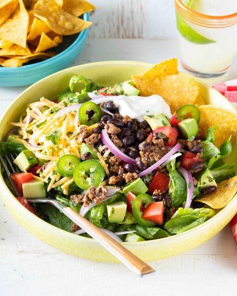 taco salad quick dinner ideas