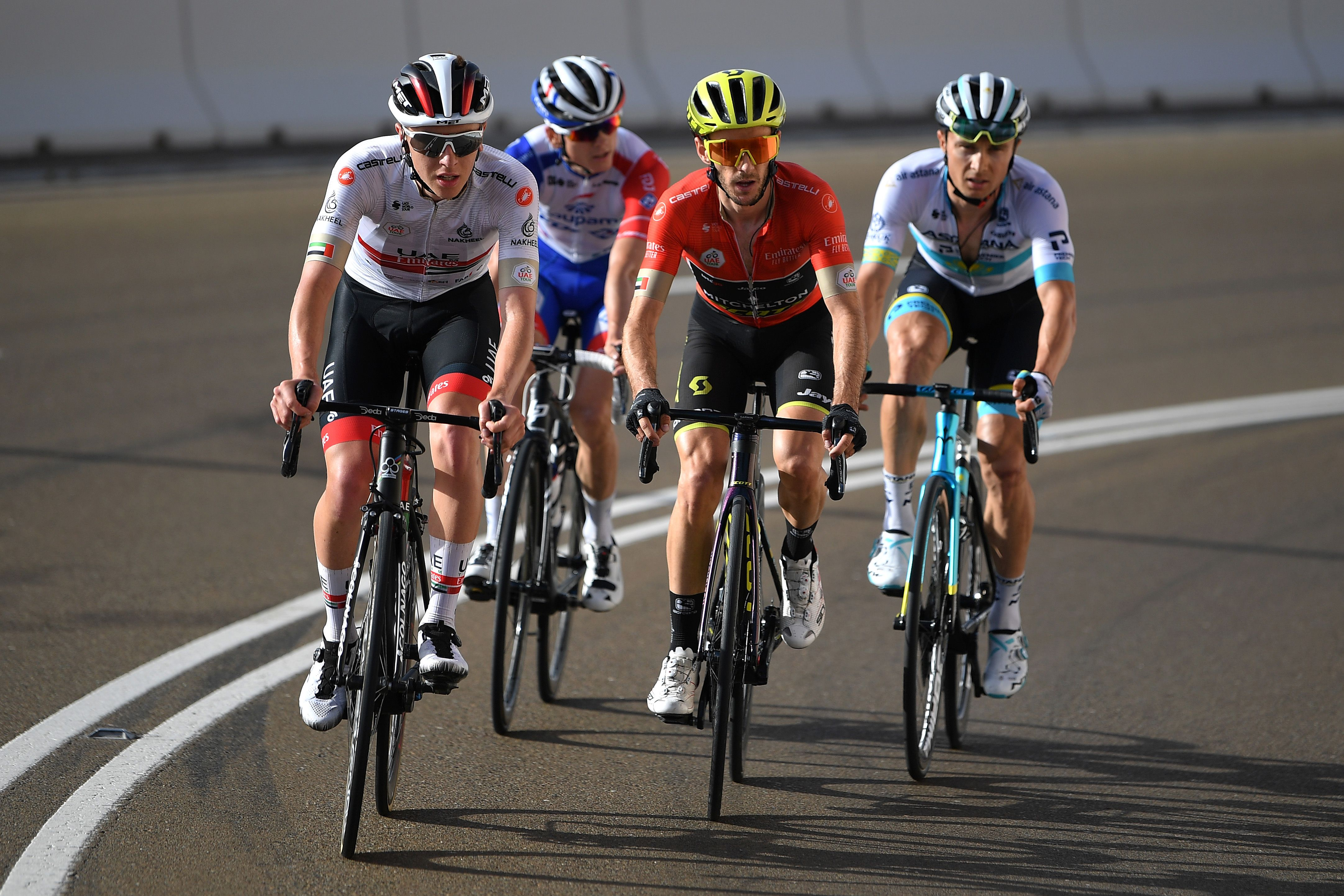 UAE Tour Canceled Mid-Race After Confirmed Coronavirus Cases