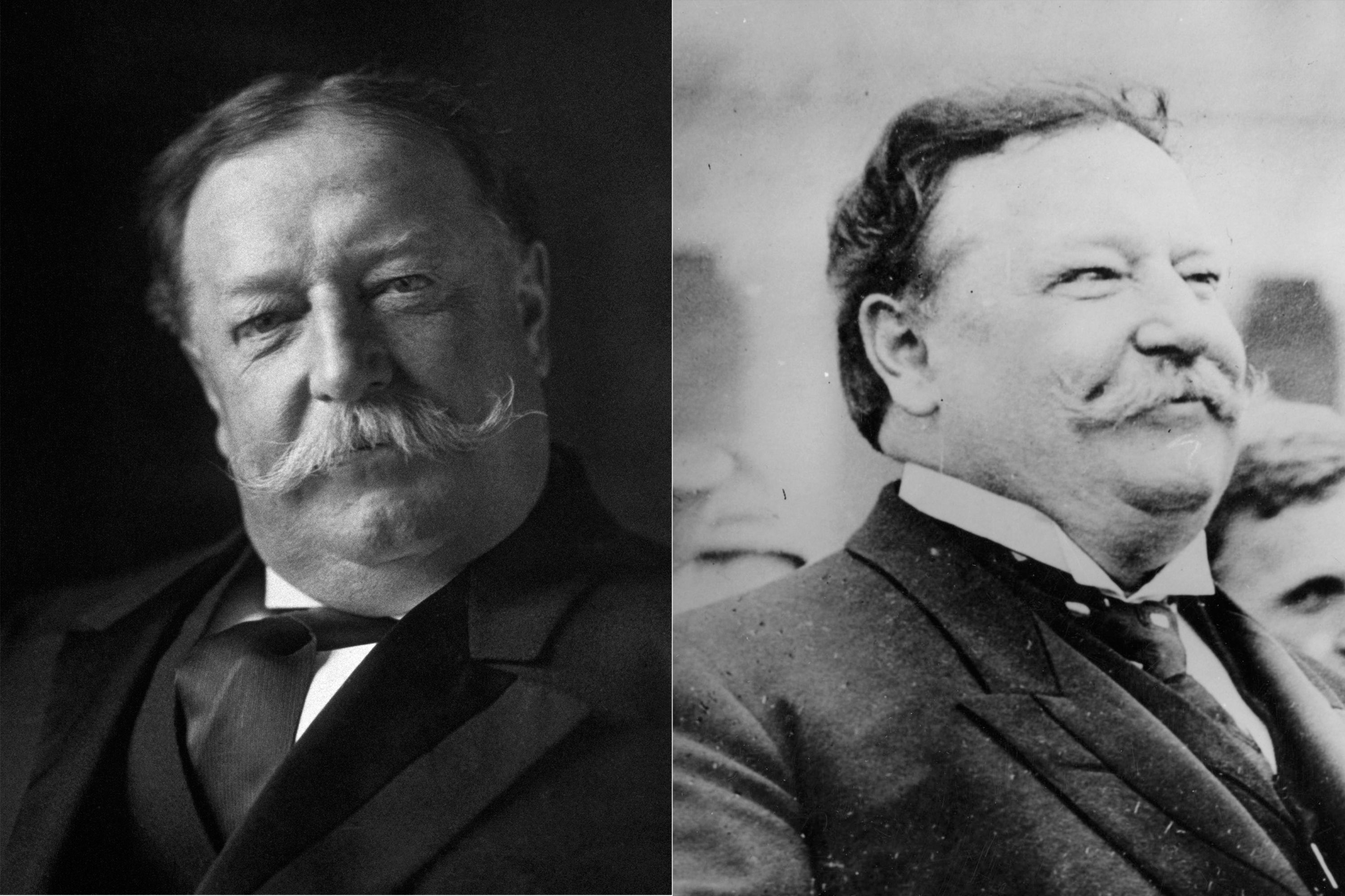 William Howard Taft - Presidents Before And After Serving In Office