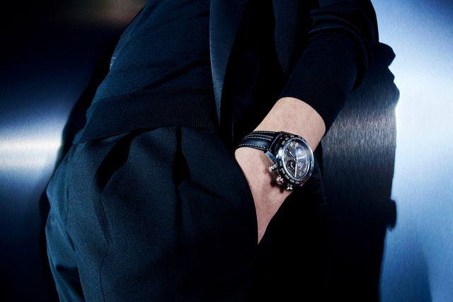tag heuer carrera porsche chronograph on wrist