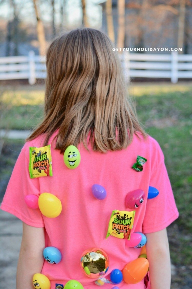 easter egg hunt tag