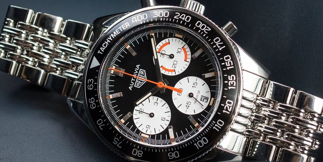 5 TAG Heuer Watches to Consider for Your Collection