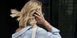 Tagli capelli corti biondi inverno 2020