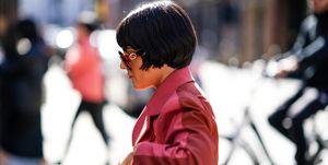 Tagli capelli corti Inverno 2020, foto street style