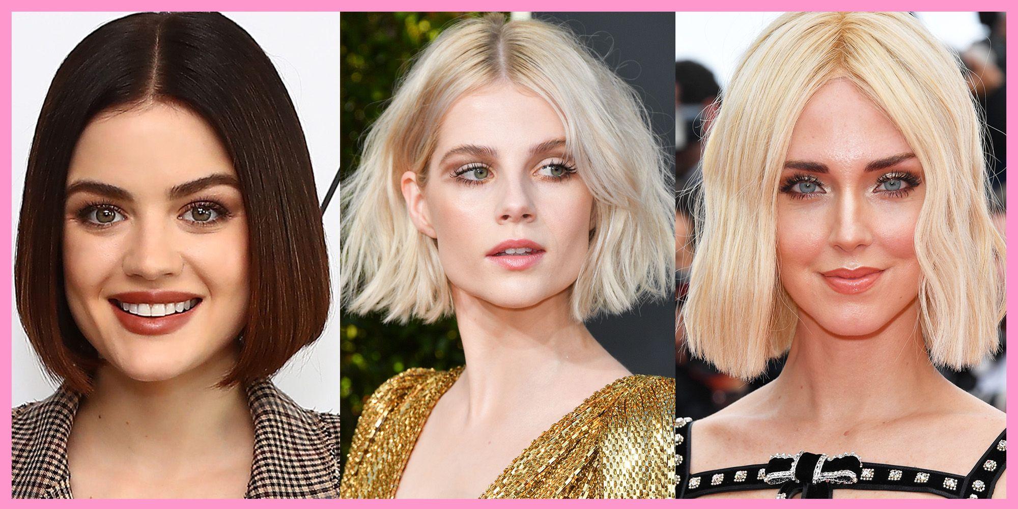 Taglio capelli corti 2019 donne foto online