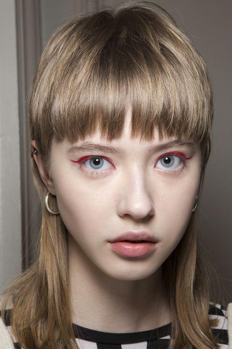 Tagli capelli medi con frangia autunno inverno 2019 2020