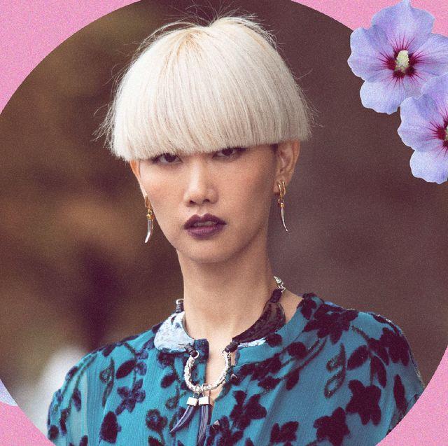 tagli capelli primavera 2021 corti argento