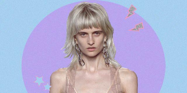 tagli capelli primavera estate 2021 wolf cut mullet