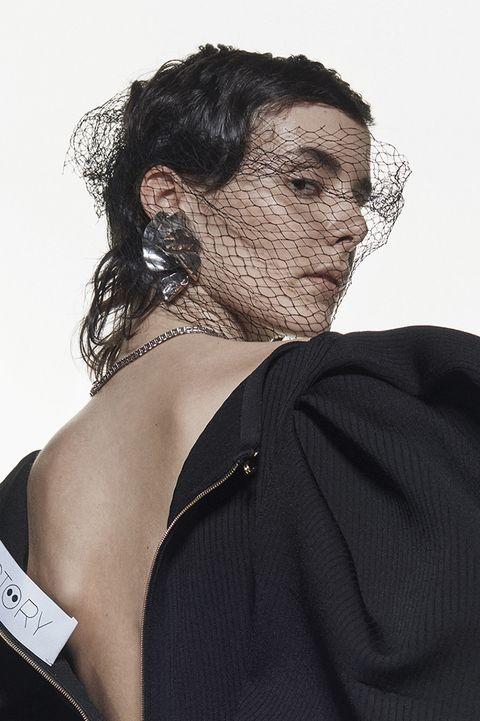 tagli capelli scalati spring summer 2021 haute couture paris