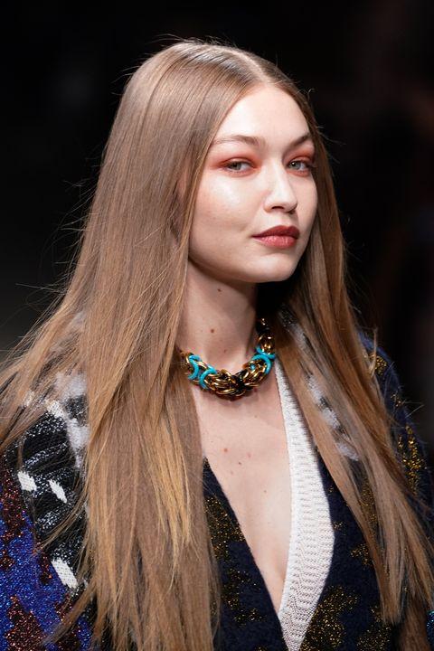 Amato Questi sono i 10 tagli lunghi per capelli moda autunno 2020 JH59