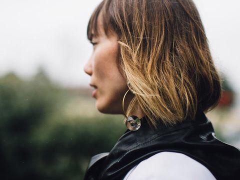 Moda Capelli 2018: 16 tagli medi donna dallo streetstyle