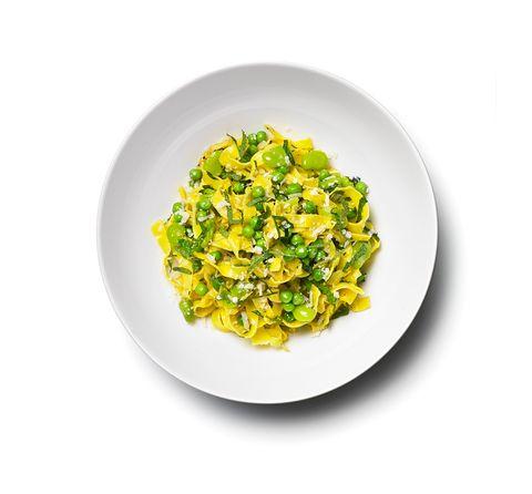 recetas ensaladas pasta corredores