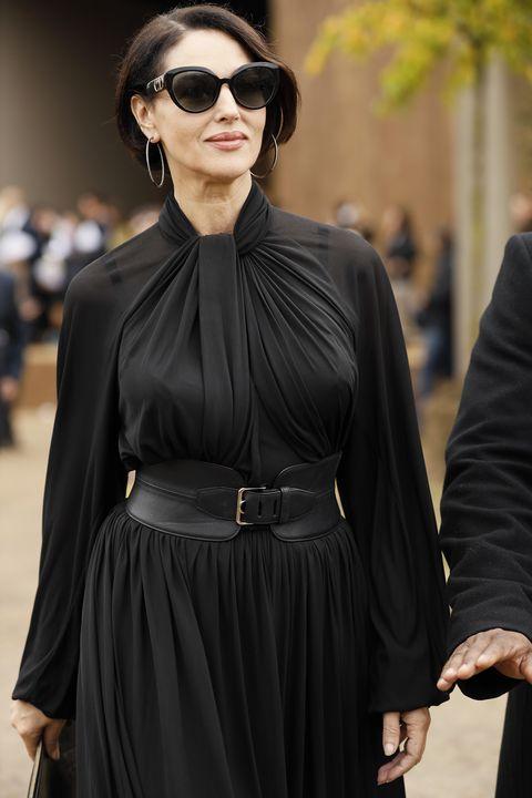 Monica Bellucci capelli