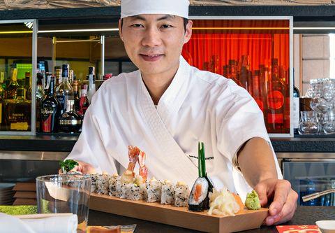 Los Mejores Restaurantes Japoneses Para Comer Sushi En España
