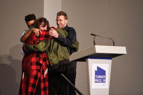 Turner Prize Award Ceremony