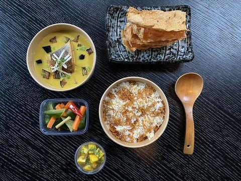 taiko's curry