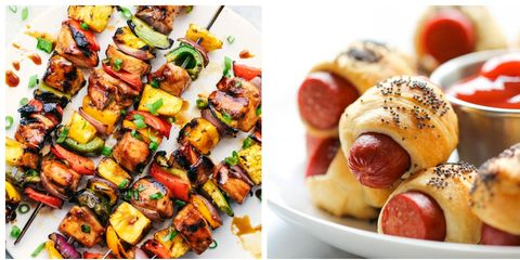 50 easy tailgate food ideas best tailgating recipes for a party crowd tailgate recipes forumfinder Choice Image