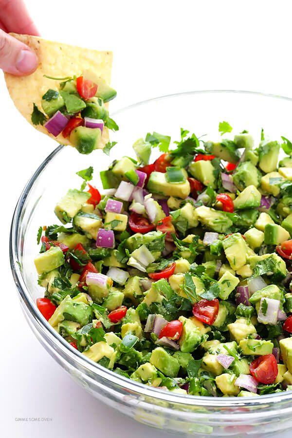 tailgating recipes guacamole