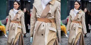 Modetrend: gebruik een tailleriem voor wrapping