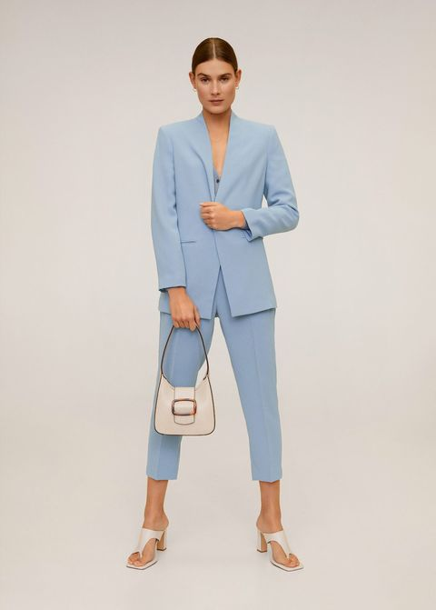 Tailleur moda 2020 Mango
