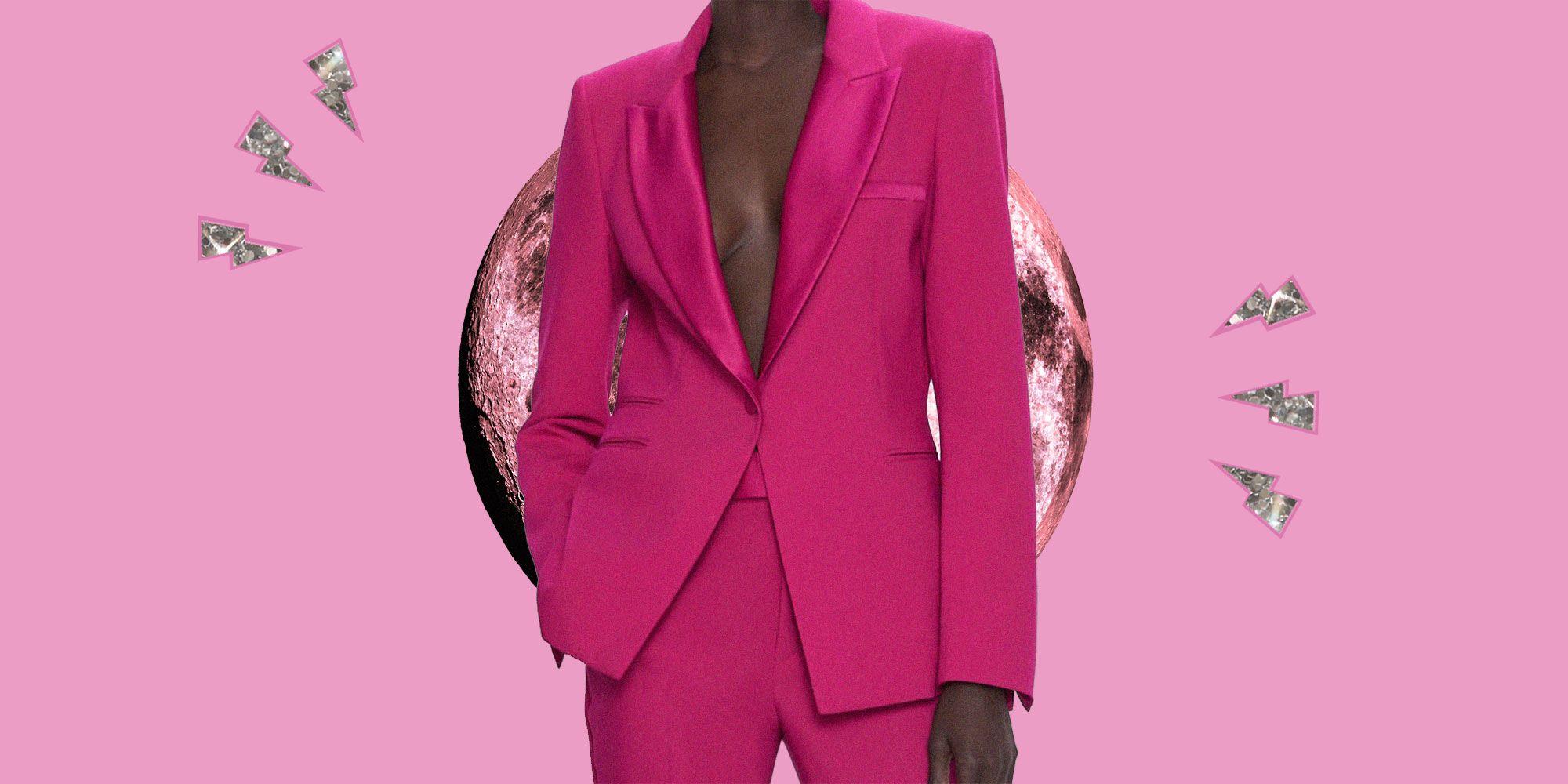 Tailleur 2020, il completo pantalone di Zara è moda in fucsia