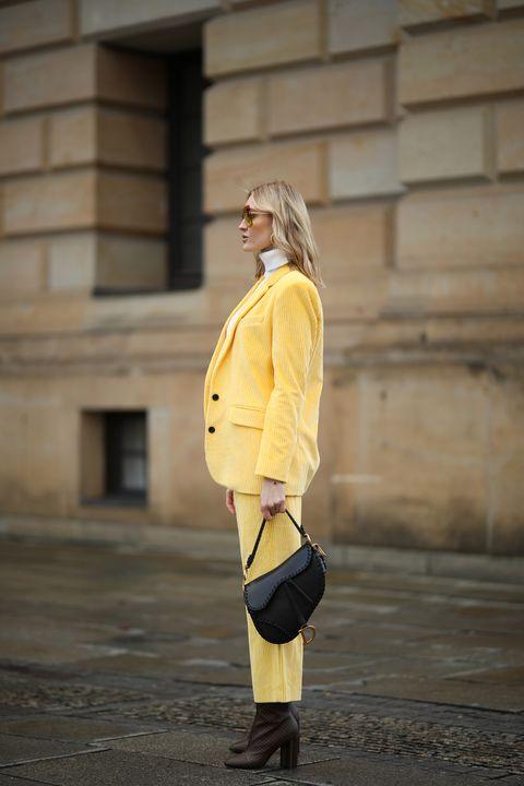 Street Style - Berlin Fashion Week Autumn/Winter 2020 - January 13, 2020