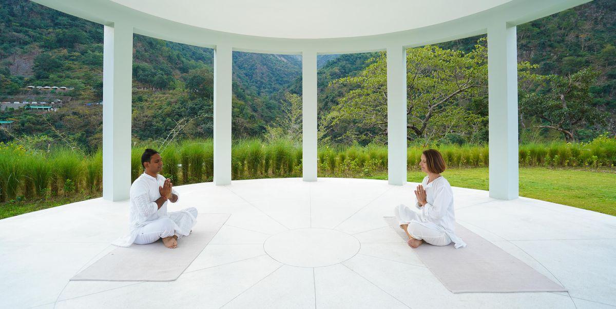 A meditative retreat in Rishikesh