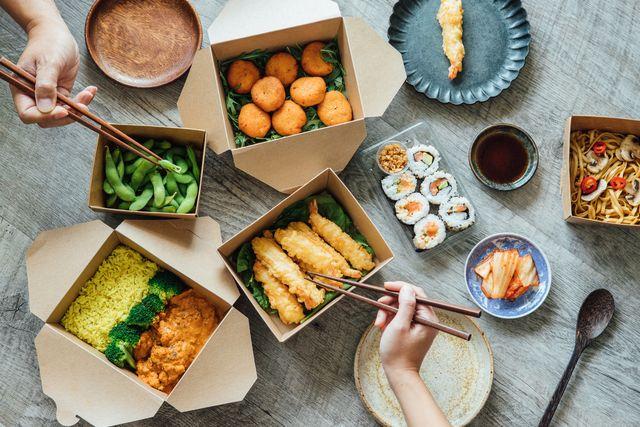 take away maaltijd van restaurants in amsterdam voor afhaal
