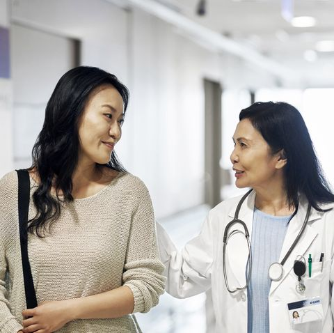 take control of doctor visit