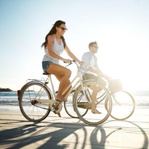Summer Date Ideas - Bike Ride