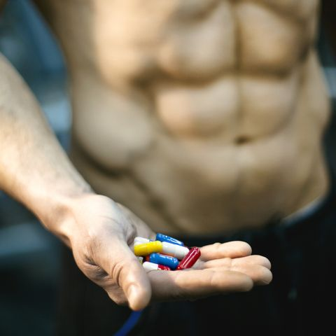 Taking Supplements