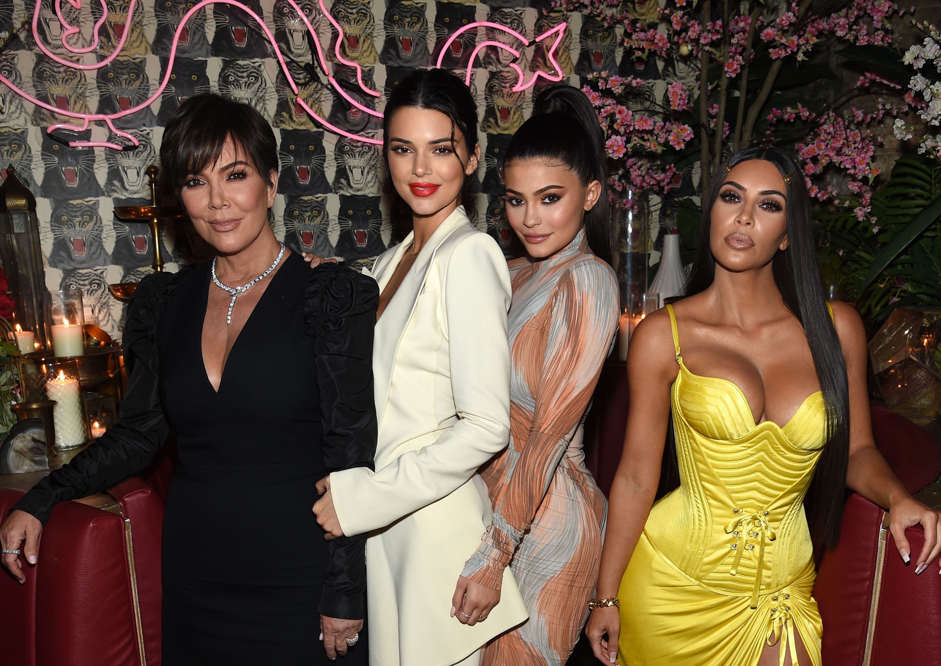 The Kardashian/Jenners