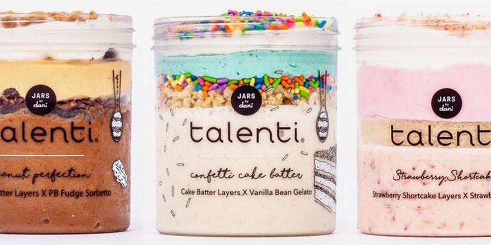 Talenti's New Collection Is Part Gelato, Part Cake For A Must-Try Dessert