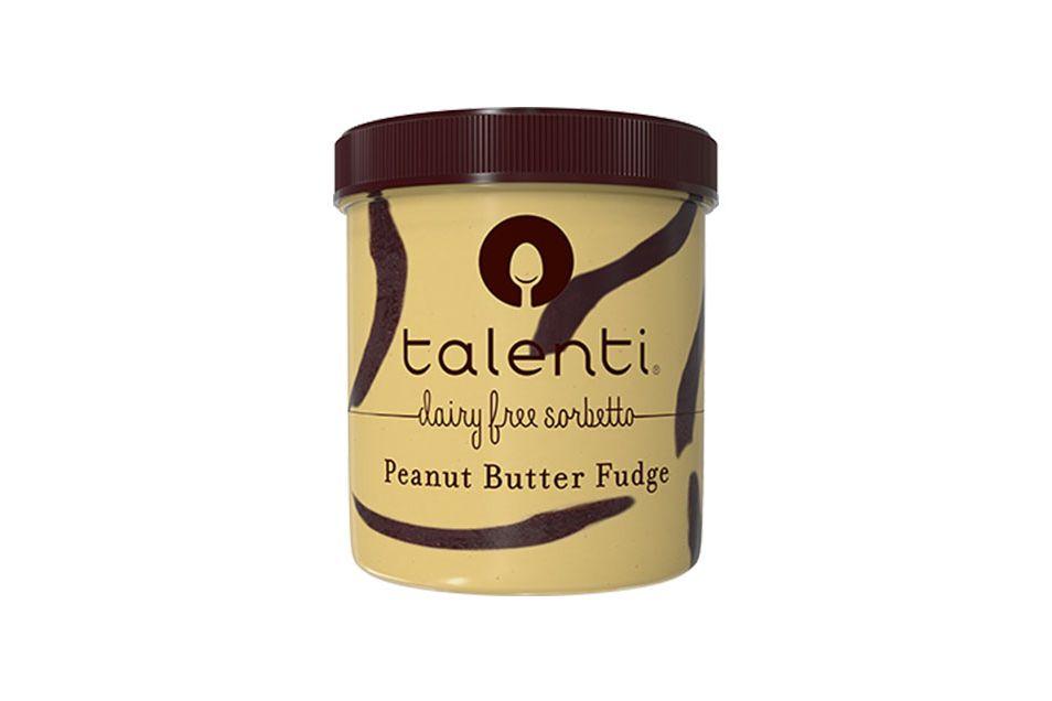 Talenti Dairy Free Sorbetto Peanut Butter Fudge