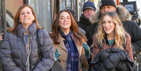 Celebrity Sightings In New York - January 14, 2019