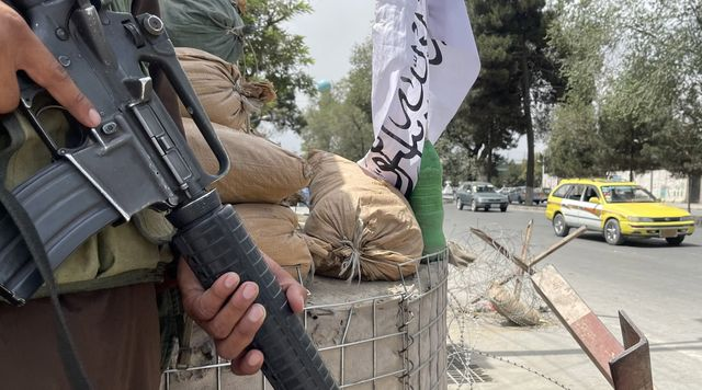 taliban capture american made weapons