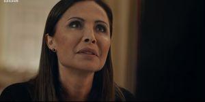 Talisa Garcia as Kim Vogel in Baptiste, episode 1.