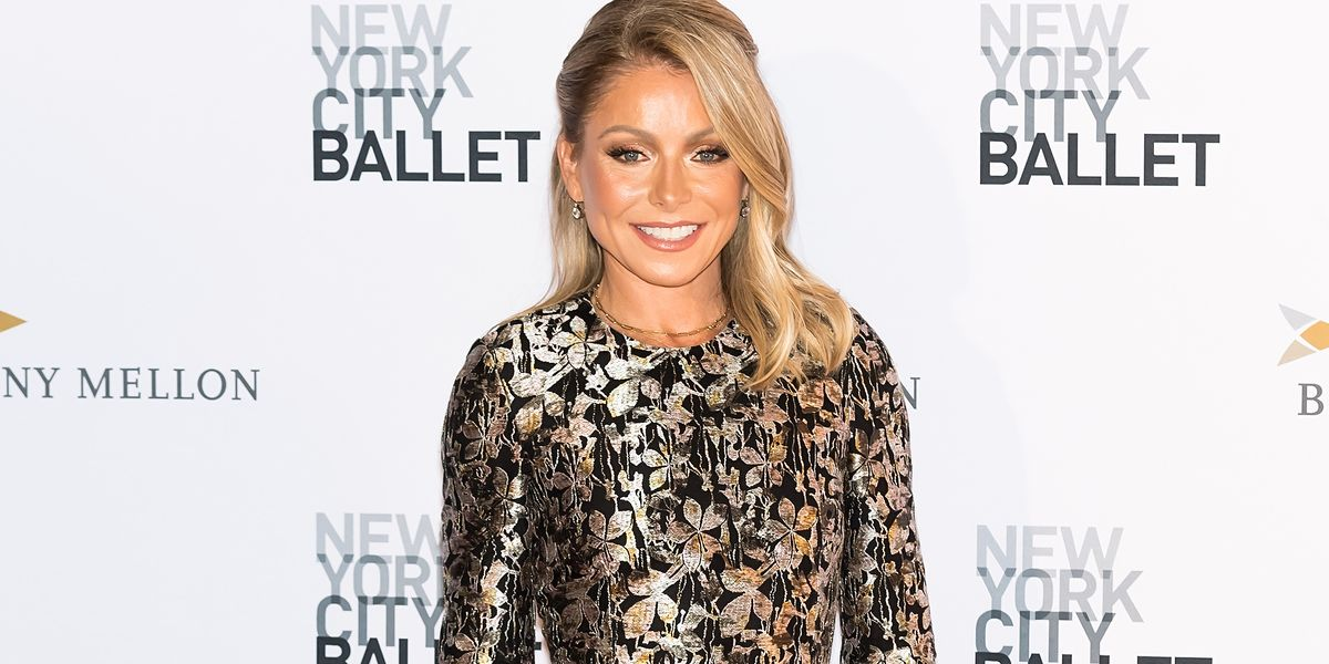 Kelly Ripa 48 Staying Fit With Hip Hop Dance Classes