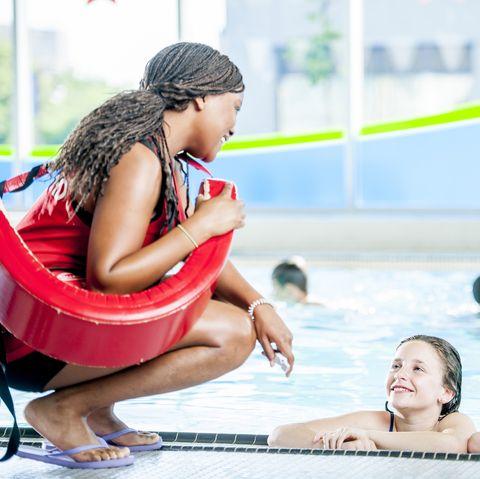 Best Summer Jobs for Teens - Lifeguard